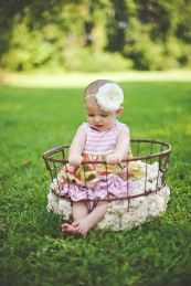 Cora { 6 Month Session }
